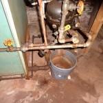 Failing boiler